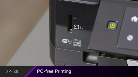 An Overview of the Expression Premium XP-630 Small-in-One Printer
