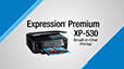 An Overview of the Expression Premium XP-530 Small-in-One Printer