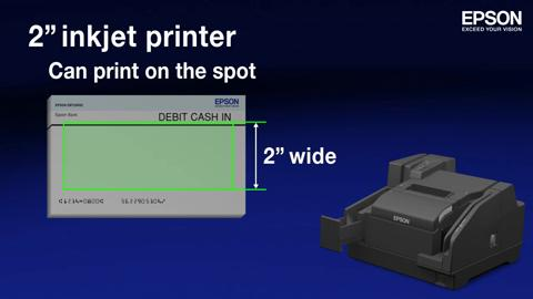 Learn more about Epson's TM-S9000 Multifunction Check Scanner for Financial Institutions