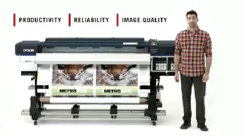 Epson SureColor S Series Product Overview