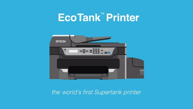 Epson's EcoTank Supertank Printers - Print Without Limits