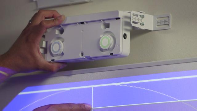 BrightLink Pro 1430Wi Tutorial #10 - Interactive Display Installation Guide - Mounting the Touch Module