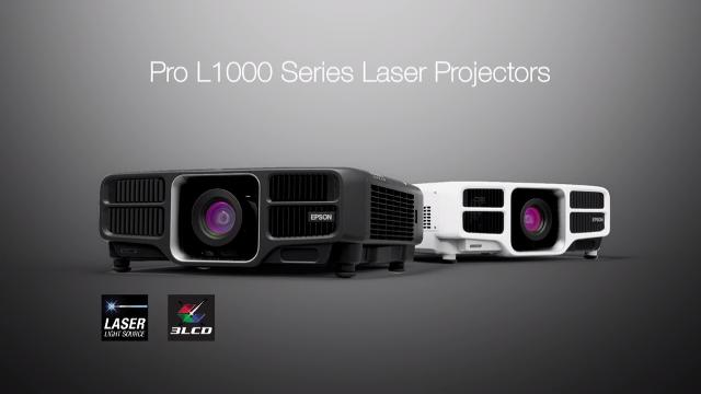Epson's New High Lumens Pro L Laser Projectors