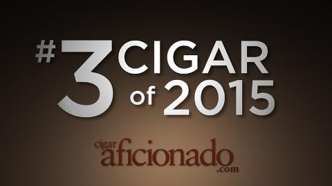 No. 3 Cigar of 2015