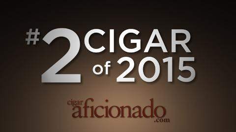 No. 2 Cigar of 2015