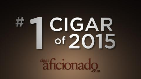 No. 1 Cigar of 2015