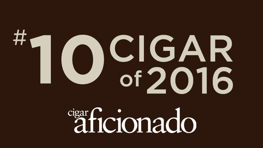 No. 10 Cigar of 2016