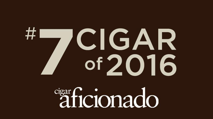 No. 7 Cigar of 2016