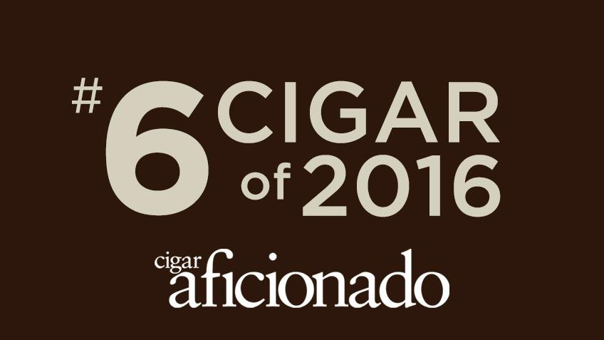 No. 6 Cigar of 2016