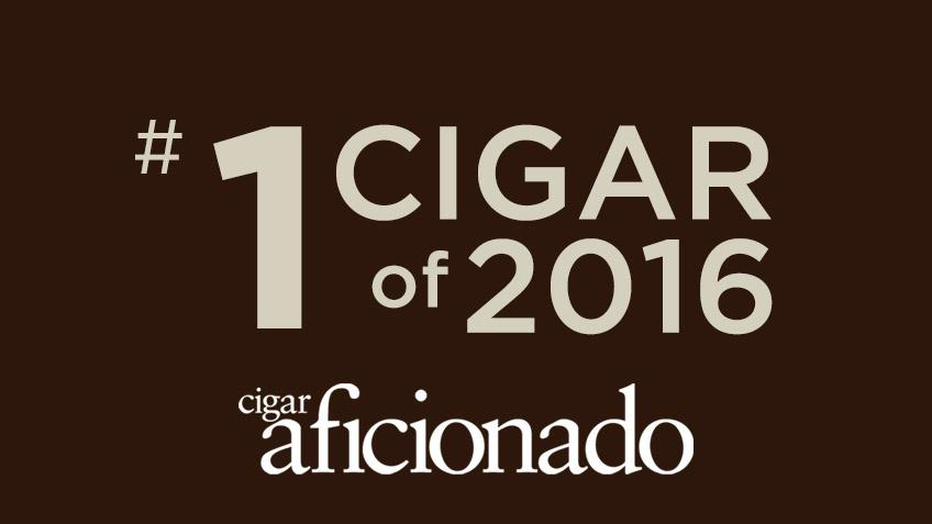 No. 1 Cigar of 2016