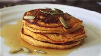 How to Make Pumpkin Pancakes