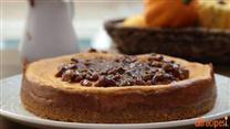 Sweet Potato Cheesecake