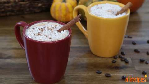 Spicy Pumpkin Spice Latte