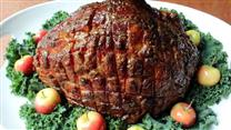 Chef John's Honey-Glazed Ham