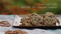 Sweet and Salty Nestlé Toll House(R) Cookies