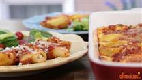 Stuffed Shells I