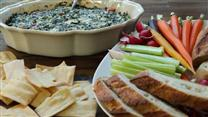 Holiday Hot Spinach Dip