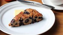 Chef John's Whole-Grain Blueberry Scones