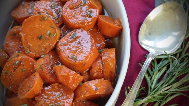 Southern Candied Sweet Potatoes Video - Allrecipes.com