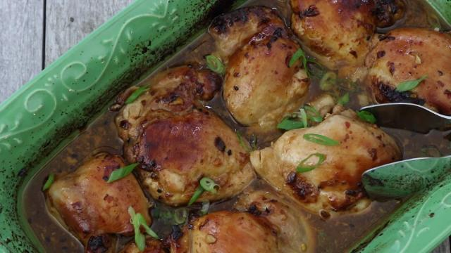 Easy chicken thighs and drumstick recipes
