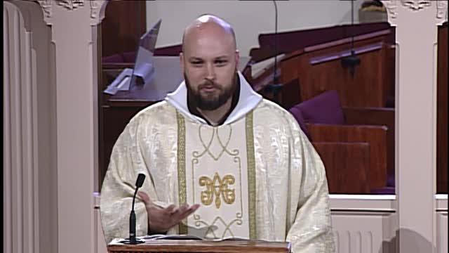 Today's Homily - Video 2