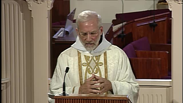 Today's Homily - Video 3