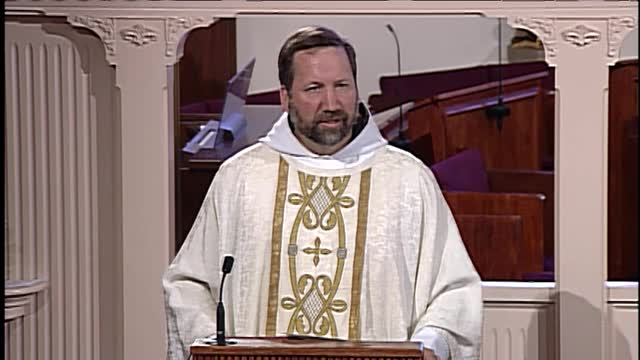 Today's Homily - Video 1