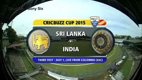 SL vs India, 3rd Test - Day 1: Session 1 highlights