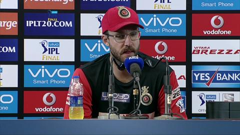 M60: RCB vs SRH – Press Conference – Daniel Vettori