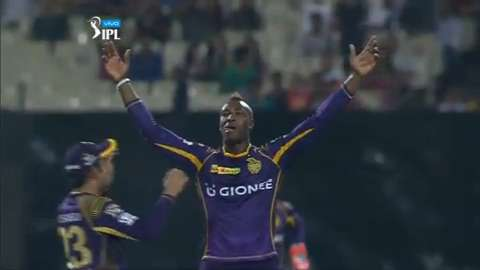 M32: KKR vs KXIP – Man of The Match – Andre Russell