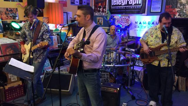 Live Lunch Break: The Ben Charles Band