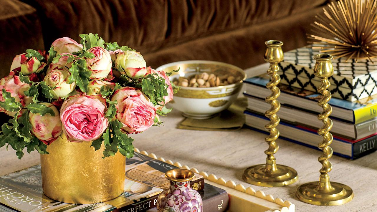 coffee table decor ideas southern living