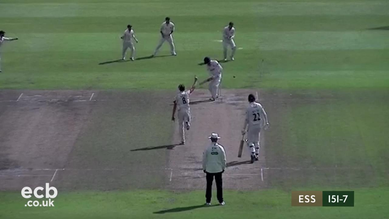 Highlights - Lancashire v Essex Day 4