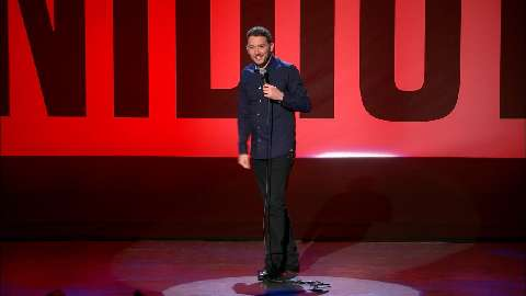 Jon Richardson's Nidiot 'Back to Mine' clip