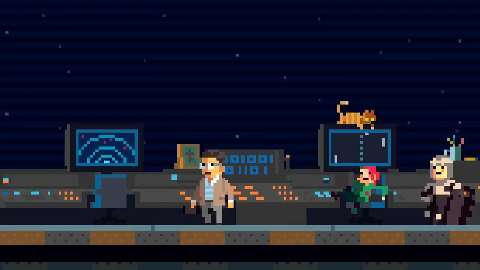 Super Time Force Ultra PlayStation-exclusive characters