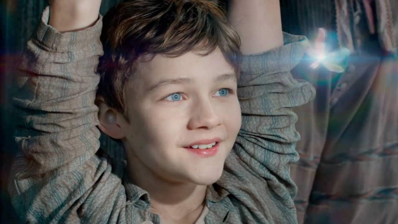 Head to Neverland in the dazzling trailer for Pan